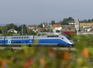 TGV France - High Speed Trains Europe