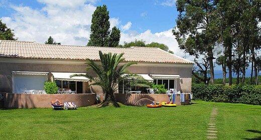 Vakantie Corsica - Trein en Hotel - Frankrijk