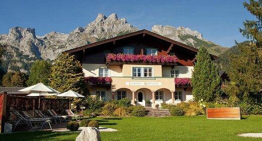 Vakantie Werfenweng - Trein en Hotel - Rohrmoser