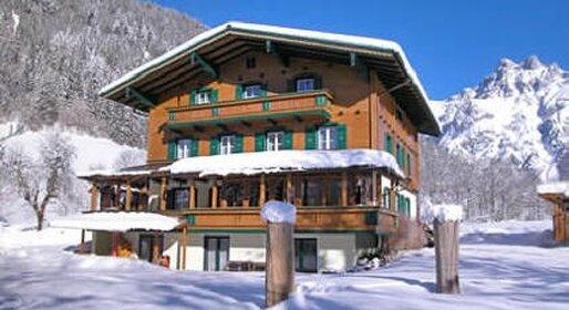 Wintervakantie Werfenweng - Trein en Hotel - Alpina