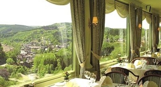 Vakantie Trois Ponts - Trein en Hotel - Beau Site