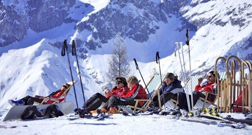 Wintervakantie Werfenweng - Trein en Hotel - Wenghof