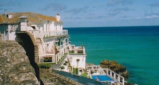 Vakantie Cornwall - Trein en Hotel - Pedn Olva