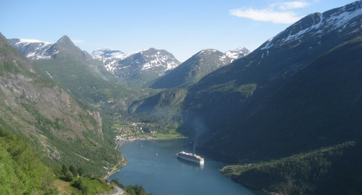 Noorse fjorden magic tour - trein & ferry rondreis - Treinreiswinkel