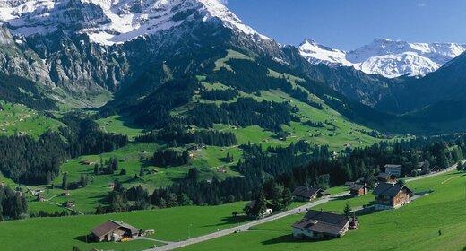Vakantie Adelboden - Trein en Hotel - Steinmattli