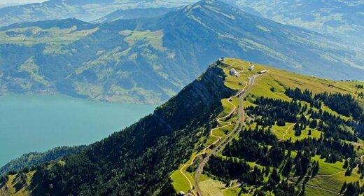 Vakantie Rigi - Trein en Hotel - Alpina