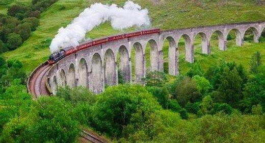 Treinrondreis Schotland