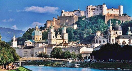 Stedentrip Salzburg - Trein & NH Hotel Salzburg City****, Salzburg