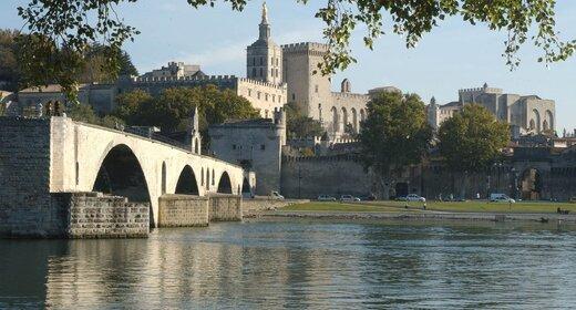 Stedentrip Avignon - Trein en Hotel - Hotel de l'Horloge