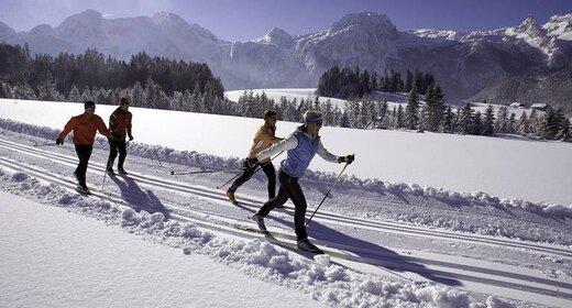 Wintervakantie Scharnitz - Trein en Hotel - Gasthof Risserhof