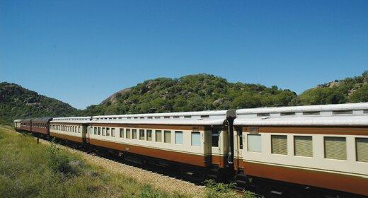 Luxe trein Zuid-Afrika - Blue Train