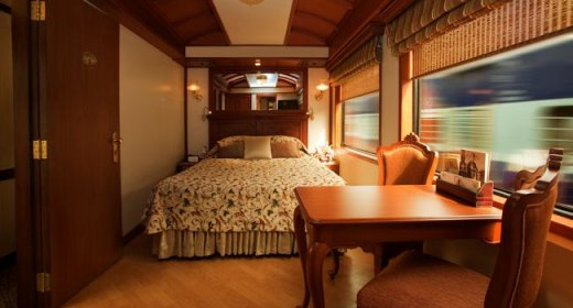 Luxe trein India - Maharaja Express