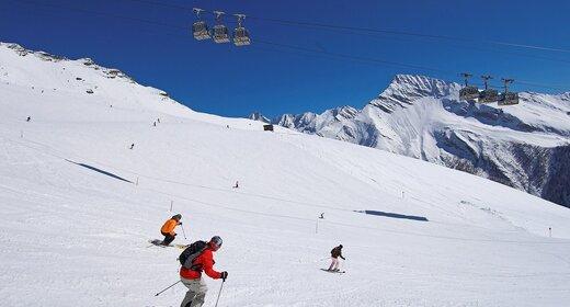 Wintersportvakantie Mallnitz - Trein en Hotel - Appartementen Alpina***
