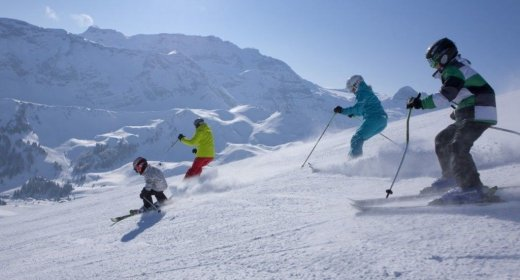 Wintervakantie Adelboden - Trein en Hotel - Hotel Steinmattli