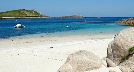 Vakantie Isle of Scilly - Trein en Hotel - Carn Ithen