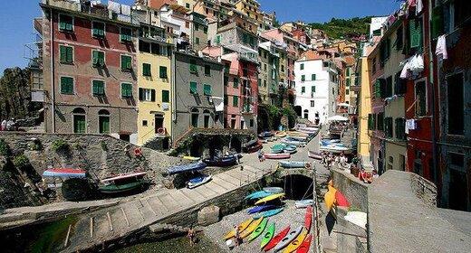 Vakantie CInque Terre - Italie