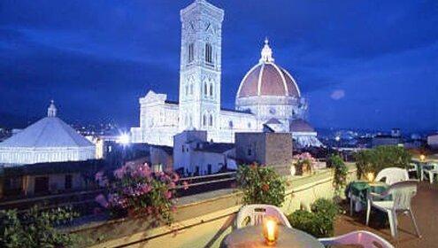 Stedentrip Florence - Trein en Hotel - Medici