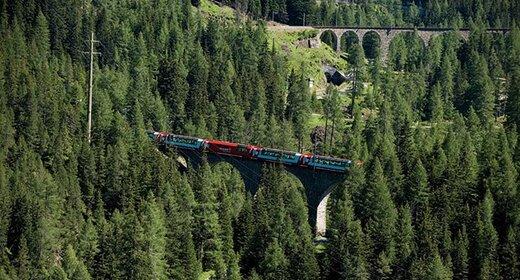 Rail Adventure Zwitserland