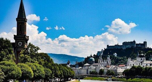 Stedentrip Salzburg - Trein & Hotel Hofwirt***, Salzburg