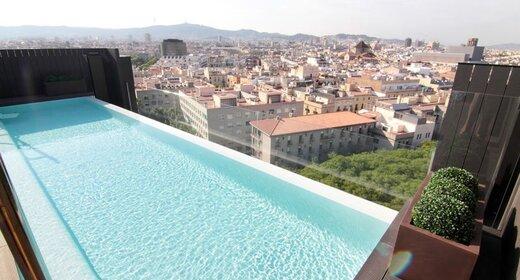 Stedentrip Barcelona - Trein en Hotel Andante