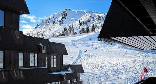 Wintersport vakantie Thyon 2000   trein en hotel   appartementen Residence