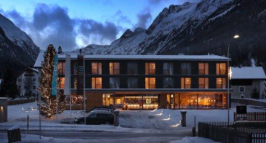 Wintervakantie Bever - Trein en Hotel - Bever Lodge