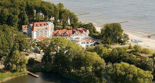 Vakantie Oostzee - Trein naar Duitsland - Hotel Seerose