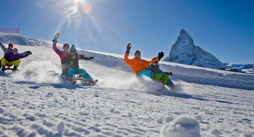 Wintervakantie Zermatt - Trein en Hotel - Zwitserland - Hotel Adonis