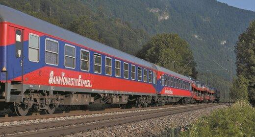 Autozug Hamburg - Lorrach   Autoreisezug Osterreich