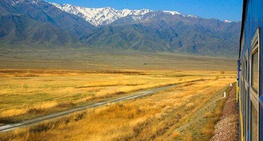 Golden Eagle Silk Road - Exterior