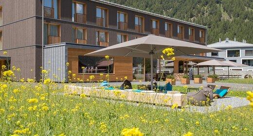 Treinvakantie Bever - Trein en Hotel - Bever Lodge