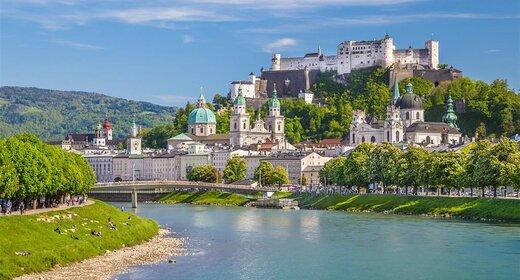Stedentrip Salzburg - Trein & Hotel Lasserhof***, Salzburg
