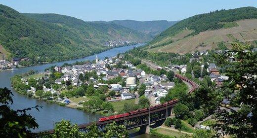 Moezel, Pfalz, Zwarte Woud