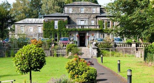 Vakantie per trein - Lake District, Engeland - Manor Hotel