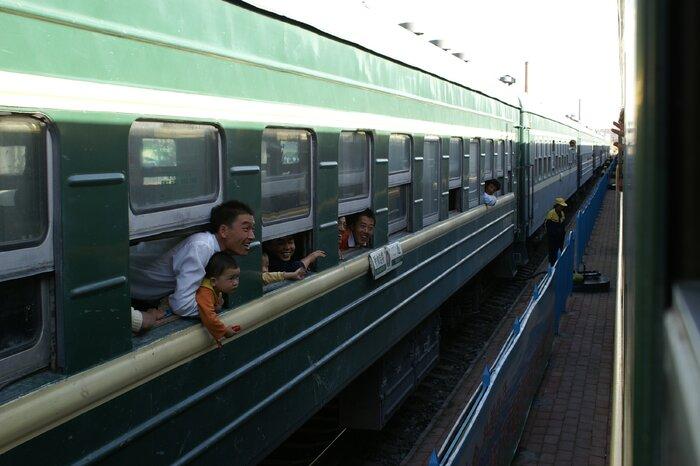 Transsiberie Express en Transmongolie Express - Met de trein van Moskou naar Beijing