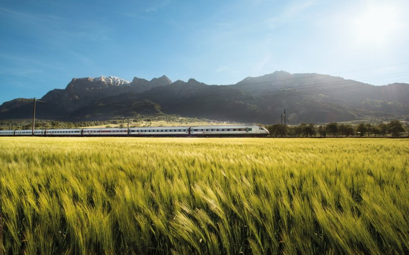 Swiss Travel Pass - Train to Switzerland - All train tickets and rail passes