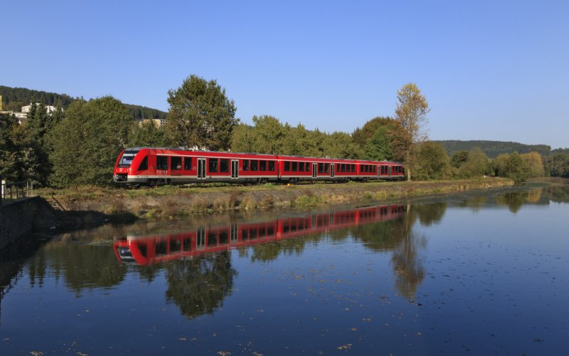 Trains [from to [to] - Deutsche Bahn - Regional / local trains