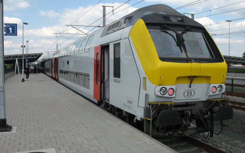 Trains [from] to [to] - NMBS / SNCB local and regional trains