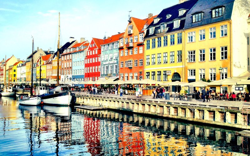 Visit Copenhagen by train - All train tickets and rail passes