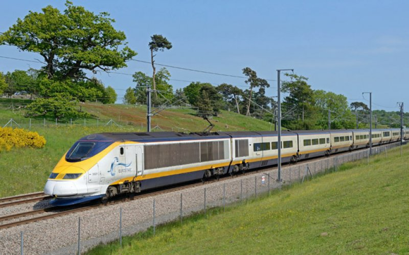 Travel on the Eurostar - All train tickets and rail passes