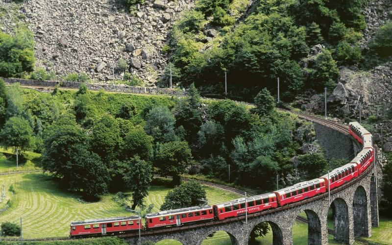 Rail Passes - Swiss Travel Pass