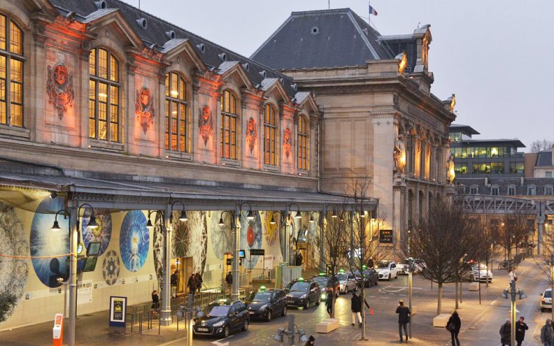 Trains barcelona to paris cheap train tickets happyrail for Train tours paris austerlitz