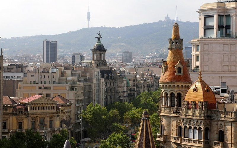Barcelona – Lyon Wikipedia: Trains Barcelona To Paris