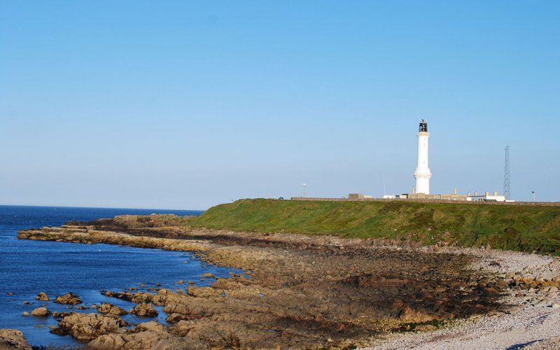 Trains to & from Aberdeen   Coastline