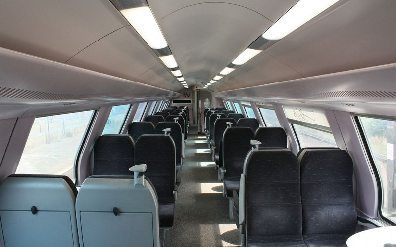 NMBS / b-Europe - Intercity trains