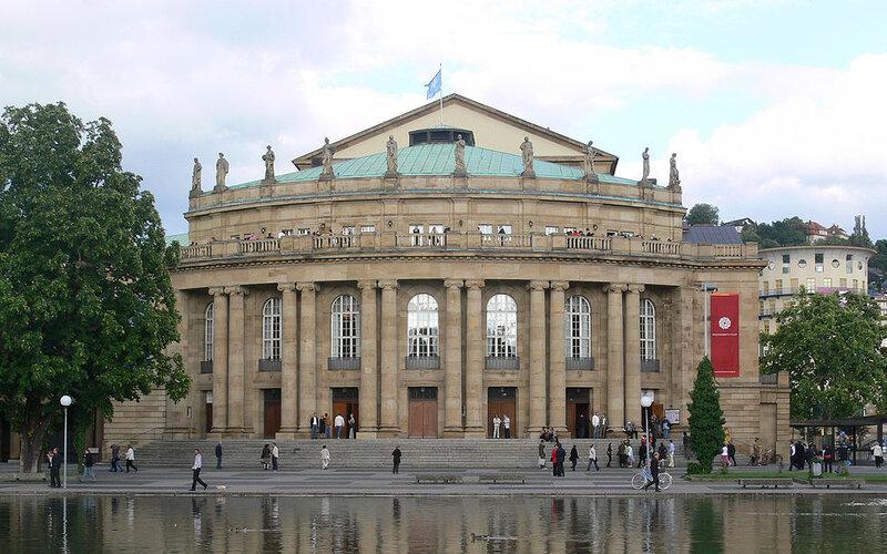 Trains to & from Stuttgart | Stuttgart Staatsoper Deutschland