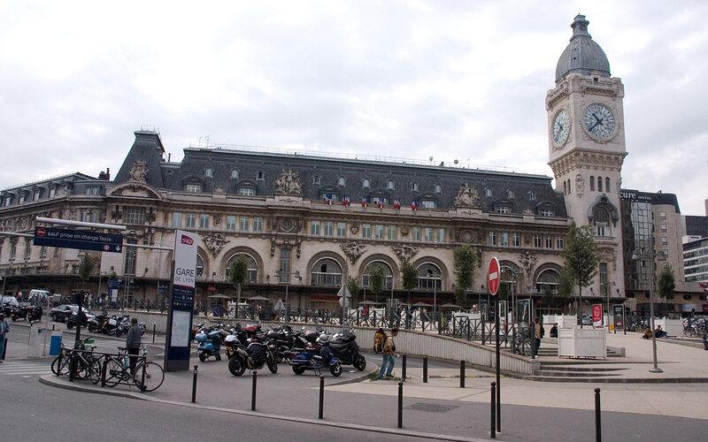 Hotels Near Gare De Lyon Station Paris