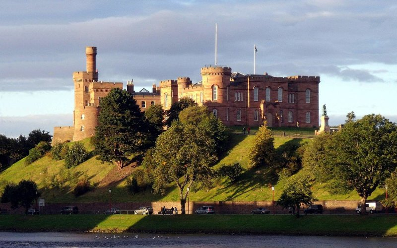 Cheap Trains to Inverness