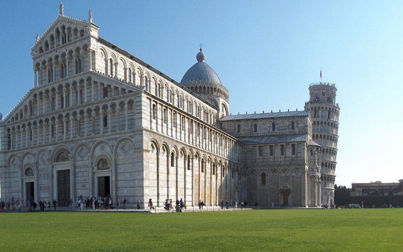 Trains to & from Pisa | Leaning tower of Pisa