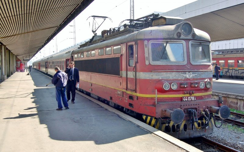 Expresse | Trains in Bulgaria | Train from Sofia